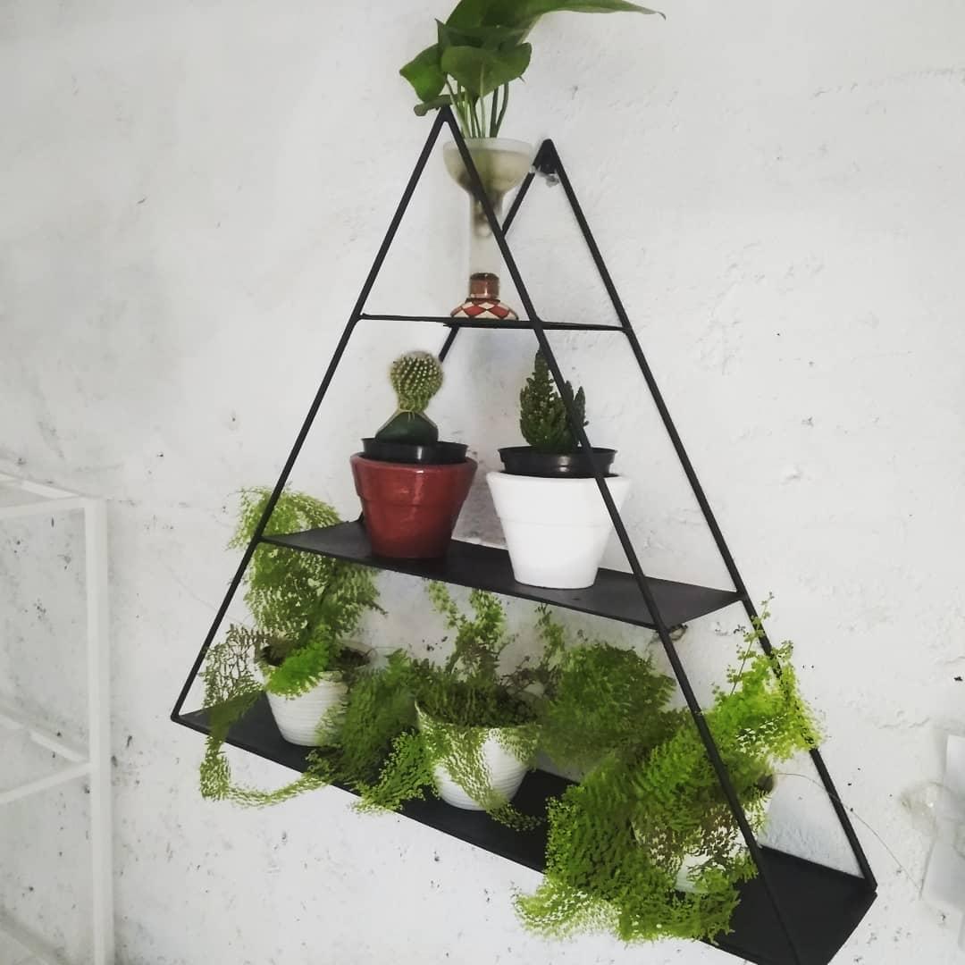 подставки для растений фото 11