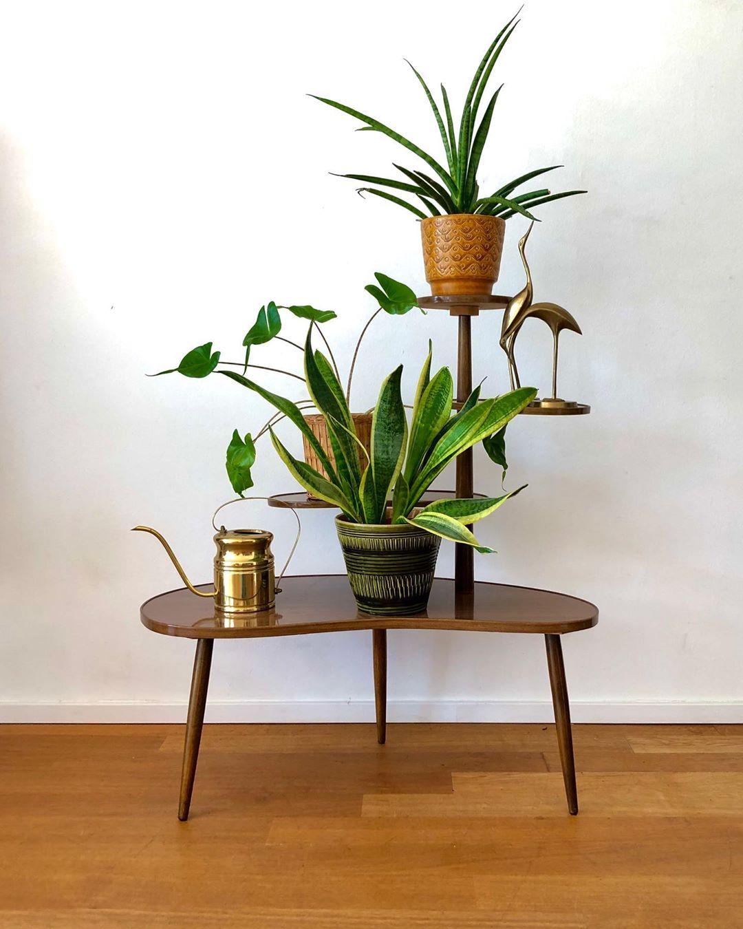 подставки для растений фото 5