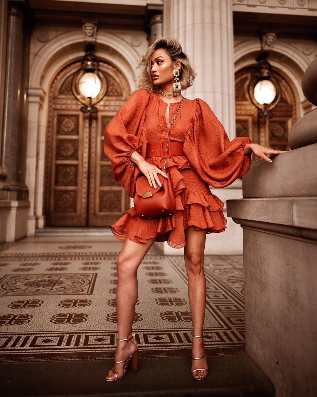 модные платья весна-лето 2020 фото 6