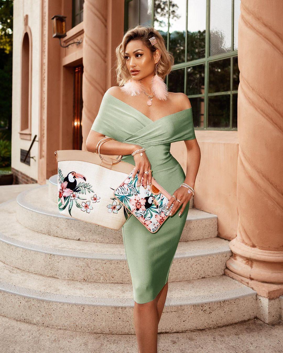 модные платья весна-лето 2020 фото 8