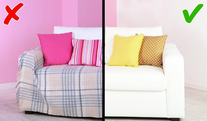 Детали интерьера из-за которых ваш дом будет выглядеть дешево фото 11