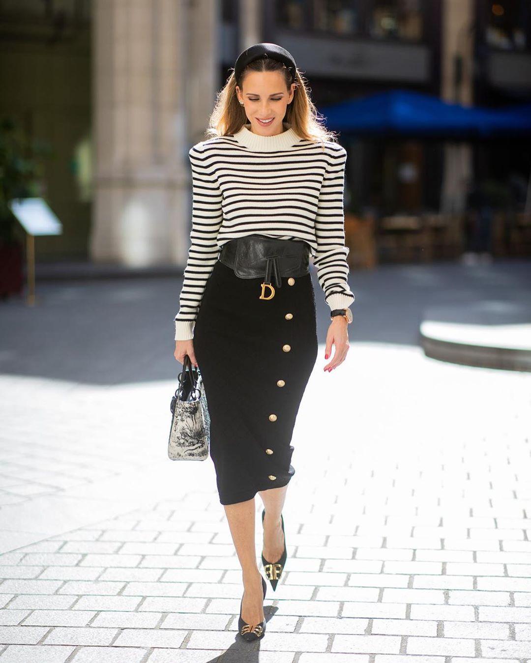 Модные юбки весна-лето 2020: фото 1