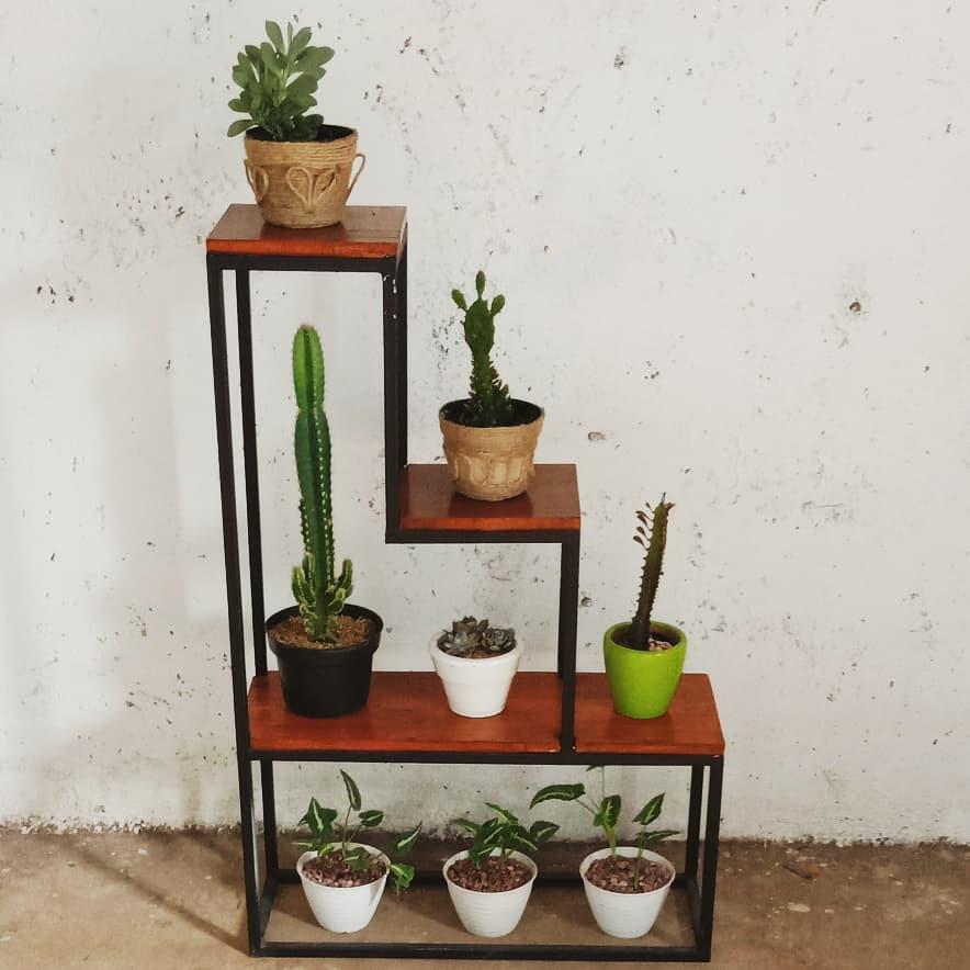 подставки для растений фото 14