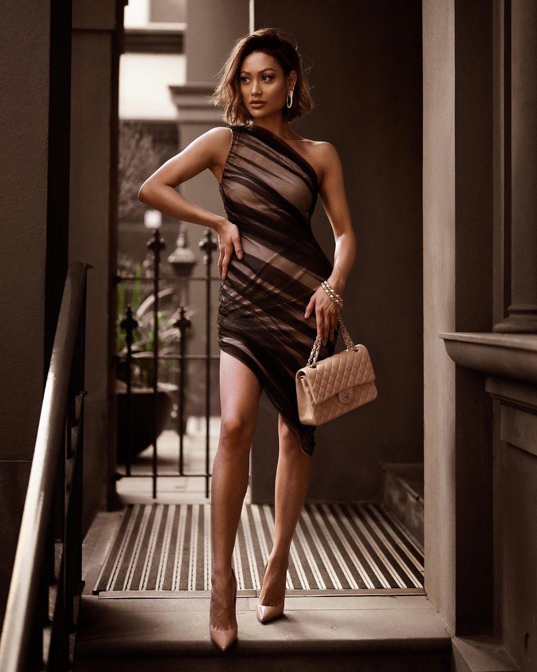 модные платья весна-лето 2020 фото 2,