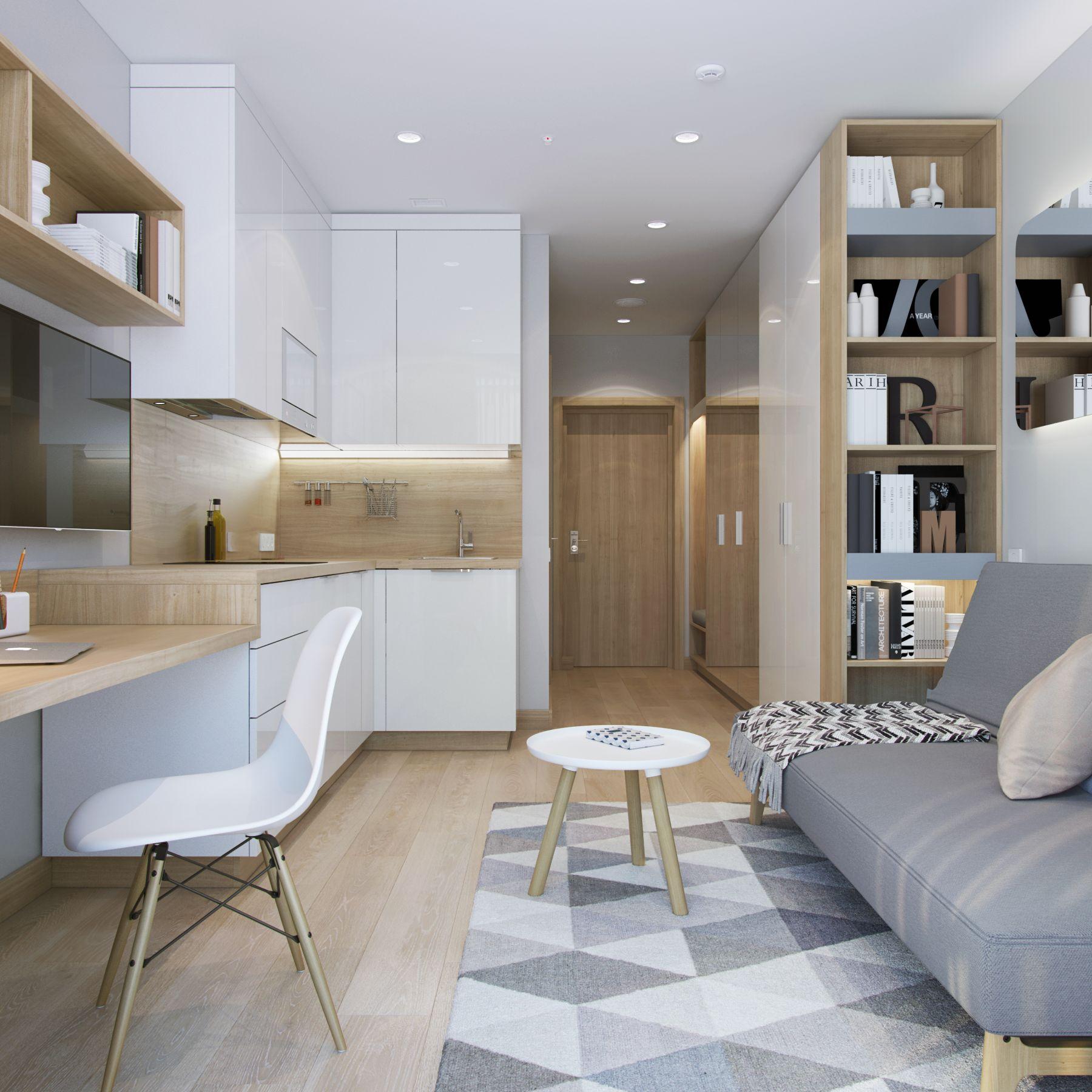 идеи для бюджетного обустройства небольших квартир фото 11