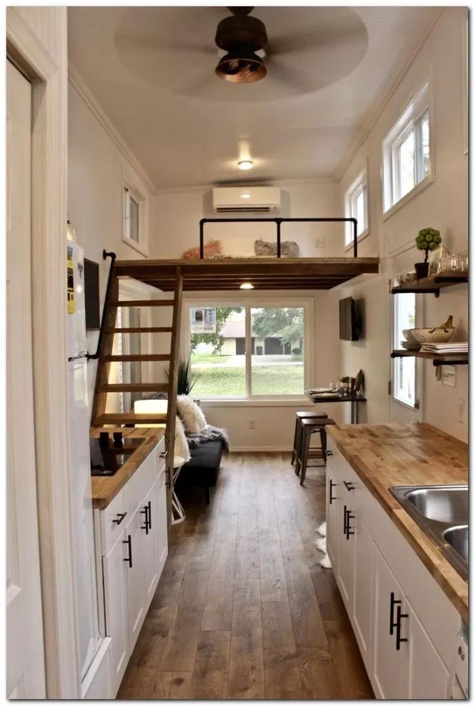идеи дизайна интерьера миниатюрного дома фото 1