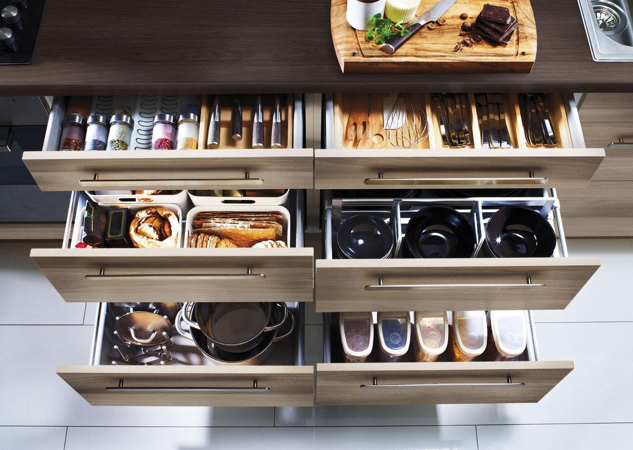 идеи для хранения в маленьких кухнях фото 7