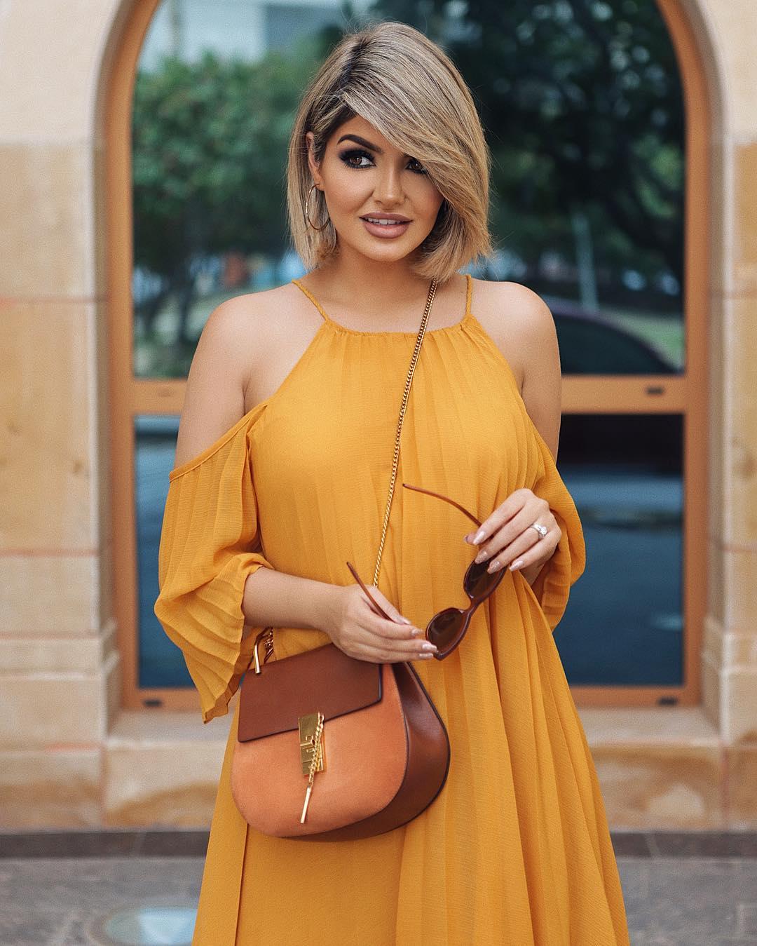 12 элегантных образов от блогера и дизайнера Шейда (Sheida)