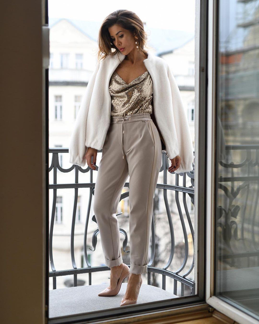 модная длина брюк женских 2021