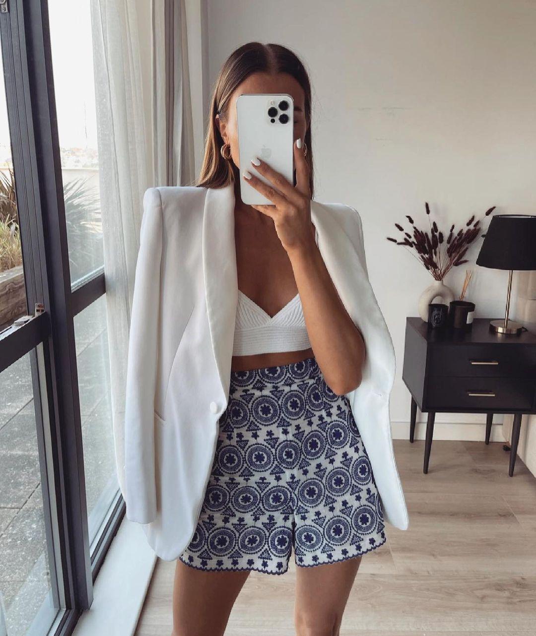 Как стильно носить летние вещи: 20 способов выглядеть самой модной красоткой